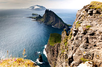 around Faroe Islands